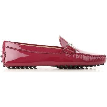 Topánky Ženy Mokasíny Tod's XXW00G0Q4990W0R812 Rosa scuro