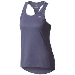 Oblečenie Ženy Tielka a tričká bez rukávov adidas Originals Supernova Tank Top W Tmavomodrá