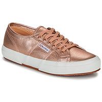Topánky Ženy Nízke tenisky Superga 2750 COTMETU Ružová
