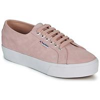 Topánky Ženy Nízke tenisky Superga 2730 SUEU Ružová
