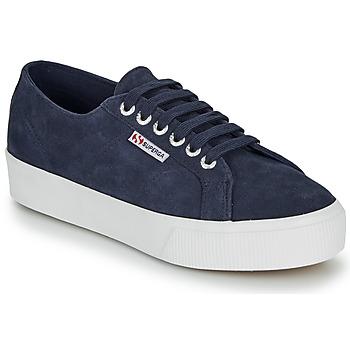 Topánky Ženy Nízke tenisky Superga 2730 SUEU Námornícka modrá