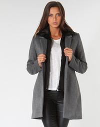 Oblečenie Ženy Kabáty Ikks BP44235-29 Šedá
