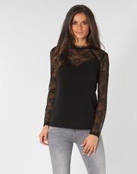 Oblečenie Ženy Blúzky One Step CASTILLA Čierna