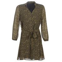 Oblečenie Ženy Krátke šaty One Step RUNI Čierna / Kaki
