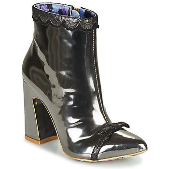 Topánky Ženy Čižmičky Irregular Choice ANASTASIA Čierna