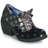 Topánky Ženy Čižmičky Irregular Choice TIPPLE Čierna