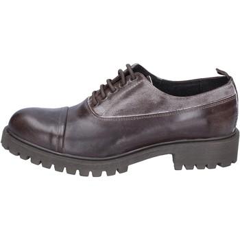 Topánky Muži Derbie & Richelieu Ossiani Klasický BS723 Hnedá
