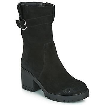 Topánky Ženy Čižmy do mesta Les Petites Bombes BOUM Čierna