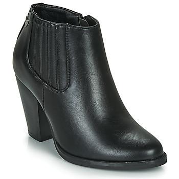 Topánky Ženy Čižmičky Les Petites Bombes TERRY Čierna