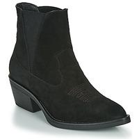 Topánky Ženy Čižmičky Les Petites Bombes IRINA Čierna