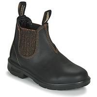 Topánky Dievčatá Polokozačky Blundstone KIDS-BLUNNIES-1992 Čierna / Trblietkavá