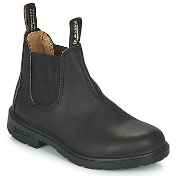 Topánky Deti Polokozačky Blundstone KIDS-BLUNNIES-532 Čierna