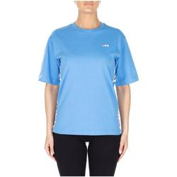 Oblečenie Ženy Tričká s krátkym rukávom Fila TALITA TEE SS 002-black