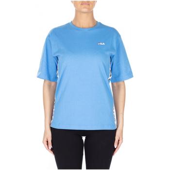 Oblečenie Ženy Tričká s krátkym rukávom Fila TALITA TEE SS l89-marina