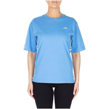 Oblečenie Ženy Tričká s krátkym rukávom Fila TALITA TEE SS m67-bright-white