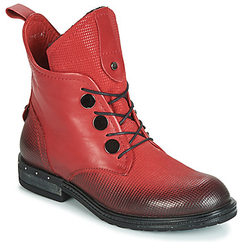Topánky Ženy Polokozačky Metamorf'Ose FABLE Červená