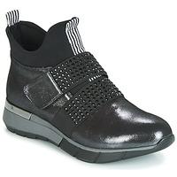 Topánky Ženy Členkové tenisky Metamorf'Ose FAGNO Čierna
