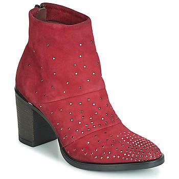 Topánky Ženy Čižmičky Metamorf'Ose FALCAO Červená