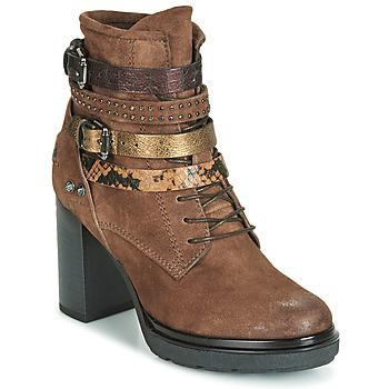 Topánky Ženy Čižmičky Metamorf'Ose FALENCIA Ťavia hnedá