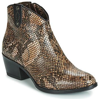 Topánky Ženy Polokozačky Metamorf'Ose FALERS Hadí vzor