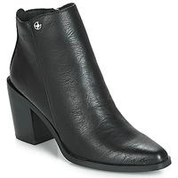 Topánky Ženy Čižmičky Chattawak LATINA Čierna