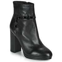 Topánky Ženy Čižmičky Café Noir GLORIA Čierna