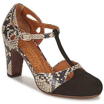 Topánky Ženy Lodičky Chie Mihara KUNA Čierna / Béžová