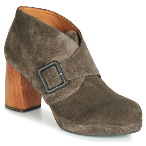 Topánky Ženy Nízke čižmy Chie Mihara QUIRINA Šedá