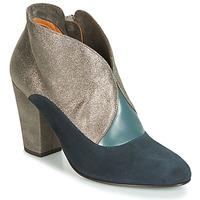 Topánky Ženy Čižmičky Chie Mihara ELGI Strieborná / Námornícka modrá
