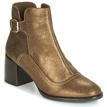 Topánky Ženy Čižmičky Chie Mihara OMAYO Zlatá