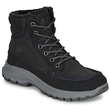 Topánky Muži Obuv do snehu Helly Hansen GARIBALDI V4 Čierna