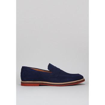 Topánky Muži Slip-on Krack  Modrá