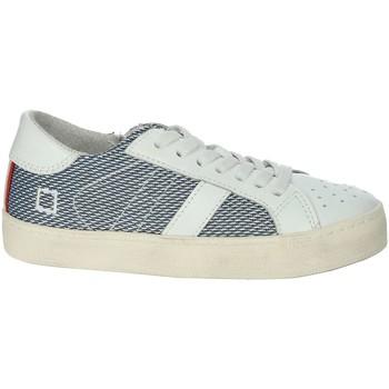 Topánky Chlapci Nízke tenisky Date HILL LOW-O White/Blue
