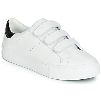 Topánky Ženy Nízke tenisky No Name ARCADE STRAPS Biela