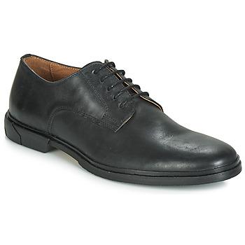 Topánky Muži Derbie Schmoove BANK-DERBY Čierna