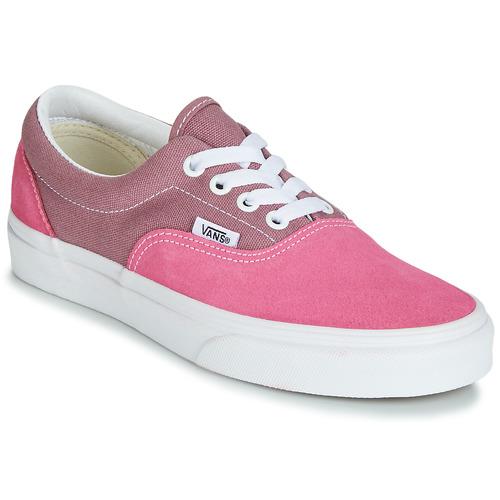 Topánky Ženy Nízke tenisky Vans ERA Ružová