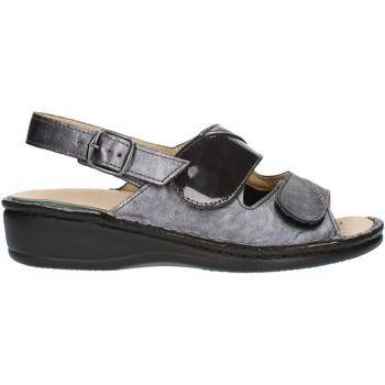 Topánky Ženy Sandále Clia Walk Estraibile410 Anthracite