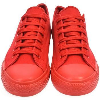 Topánky Ženy Nízke tenisky Comer Dámske červené tenisky REINA červená