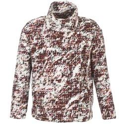 Oblečenie Ženy Kabáty See U Soon POTNO Hnedá / Béžová