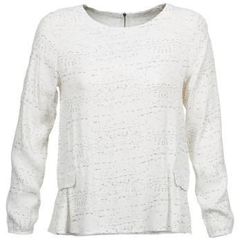 Oblečenie Ženy Blúzky See U Soon CABRINOU Biela