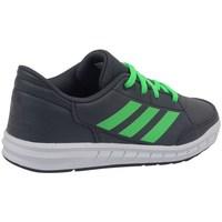 Topánky Chlapci Nízke tenisky adidas Originals Altasport K Sivá