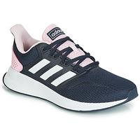 Topánky Ženy Nízke tenisky adidas Performance RUNFALCON Čierna / Ružová