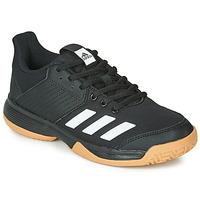 Topánky Deti Nízke tenisky adidas Performance LIGRA 6 YOUTH Čierna