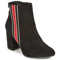 Topánky Ženy Čižmičky Refresh 69113-BLACK Čierna