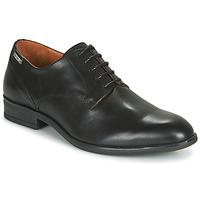 Topánky Muži Derbie Pikolinos BRISTOL M7J Čierna