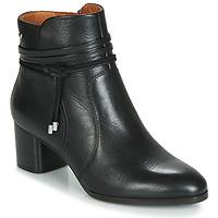 Topánky Ženy Čižmičky Pikolinos CALAFAT W1Z Čierna
