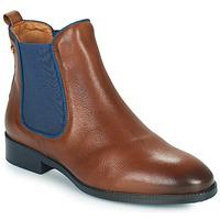 Topánky Ženy Polokozačky Pikolinos ROYAL W4D Hnedá