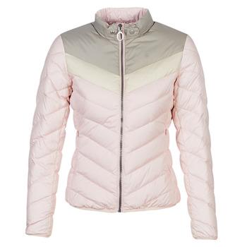 Oblečenie Ženy Vyteplené bundy G-Star Raw ALASKA PDD DOWN JKT WMN Ružová / Béžová