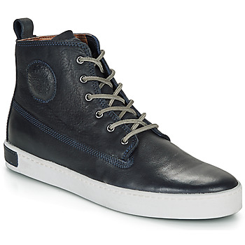 Topánky Muži Členkové tenisky Blackstone AM02 Námornícka modrá