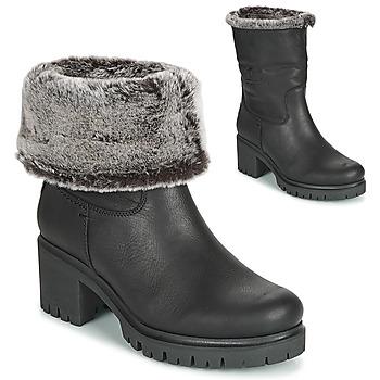 Topánky Ženy Čižmičky Panama Jack PIOLA Čierna